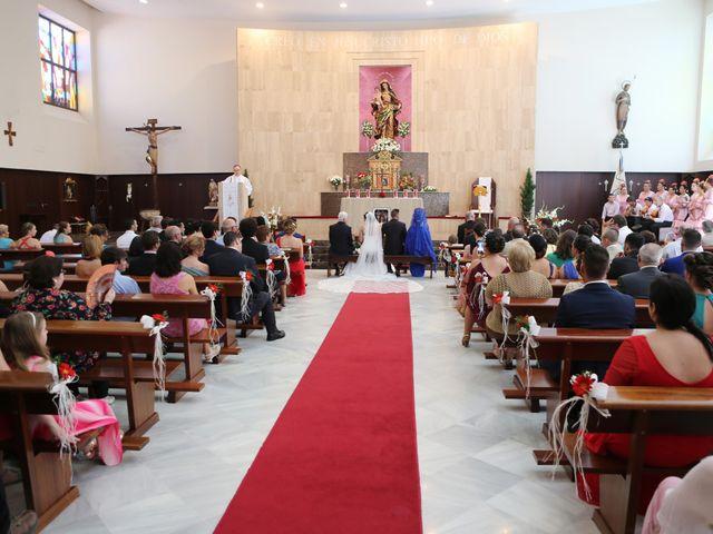 La boda de Manuel y Carolina en Utrera, Sevilla 13