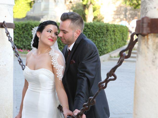 La boda de Manuel y Carolina en Utrera, Sevilla 23