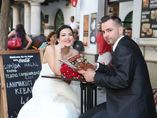 La boda de Manuel y Carolina en Utrera, Sevilla 25