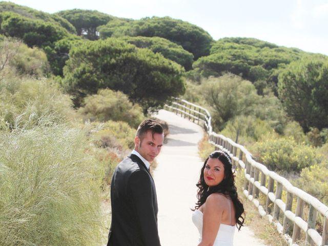 La boda de Manuel y Carolina en Utrera, Sevilla 32