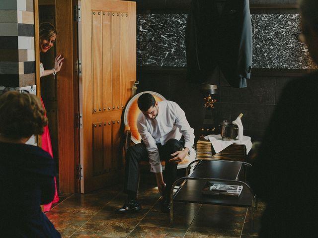 La boda de Antonio y Sandra en Ballesteros De Calatrava, Ciudad Real 6