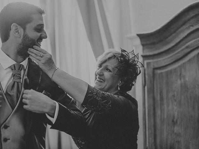 La boda de Antonio y Sandra en Ballesteros De Calatrava, Ciudad Real 8