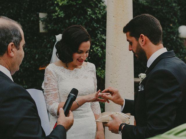 La boda de Antonio y Sandra en Ballesteros De Calatrava, Ciudad Real 19