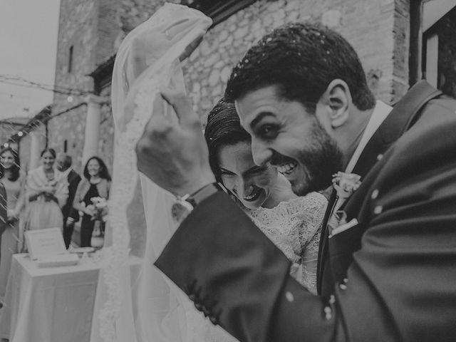 La boda de Antonio y Sandra en Ballesteros De Calatrava, Ciudad Real 21