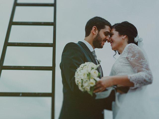 La boda de Antonio y Sandra en Ballesteros De Calatrava, Ciudad Real 23
