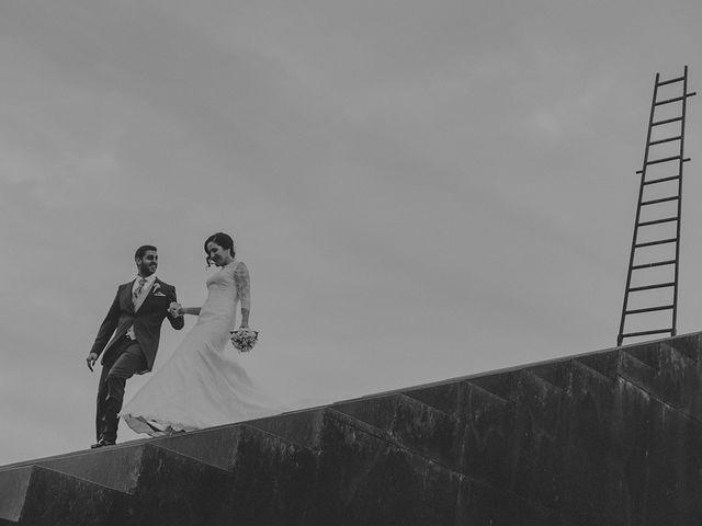 La boda de Antonio y Sandra en Ballesteros De Calatrava, Ciudad Real 24