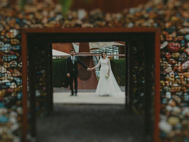 La boda de Antonio y Sandra en Ballesteros De Calatrava, Ciudad Real 25