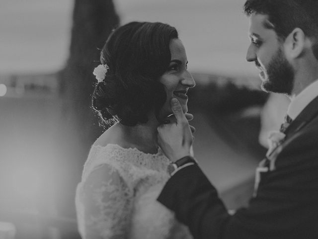 La boda de Antonio y Sandra en Ballesteros De Calatrava, Ciudad Real 28