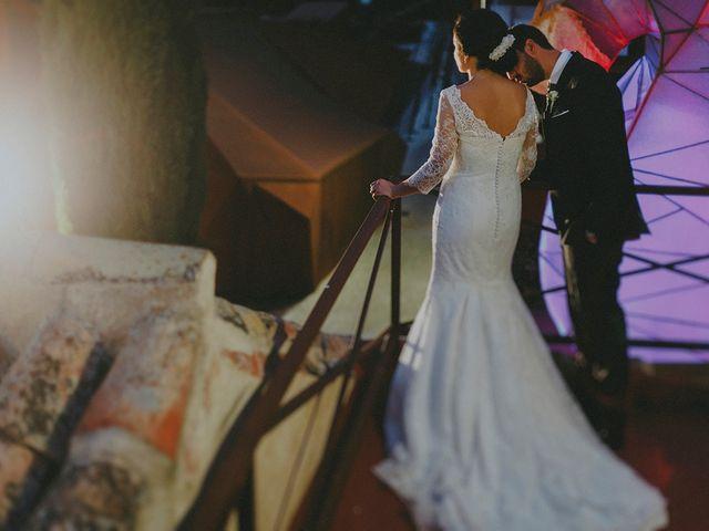 La boda de Antonio y Sandra en Ballesteros De Calatrava, Ciudad Real 29