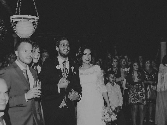 La boda de Antonio y Sandra en Ballesteros De Calatrava, Ciudad Real 31