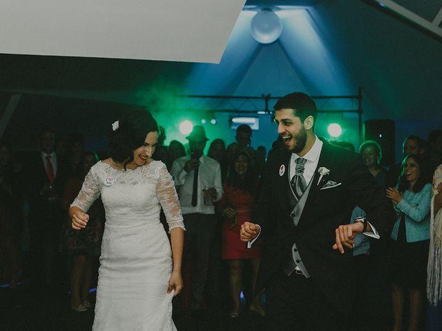La boda de Antonio y Sandra en Ballesteros De Calatrava, Ciudad Real 32