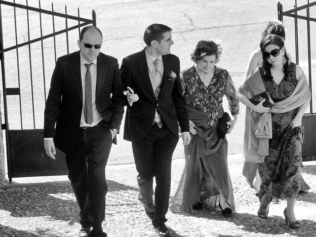 La boda de Eva y Javier en Plasencia, Cáceres 12