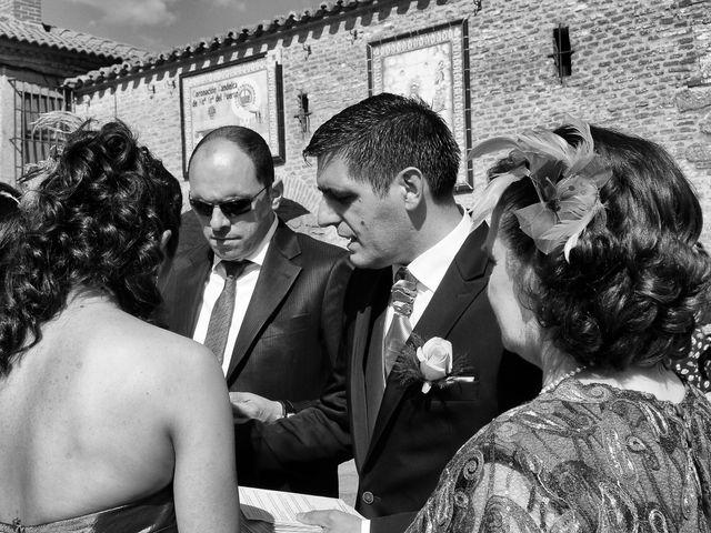 La boda de Eva y Javier en Plasencia, Cáceres 13