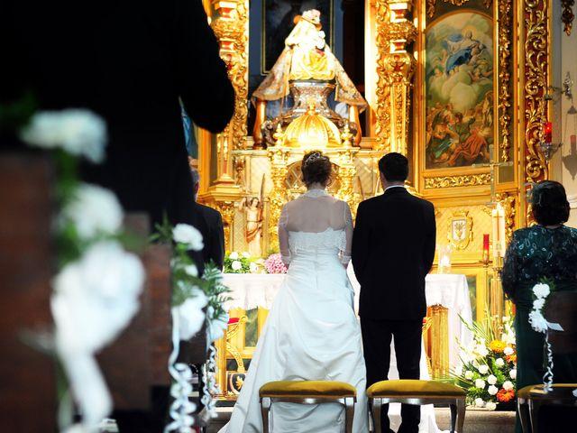 La boda de Eva y Javier en Plasencia, Cáceres 16