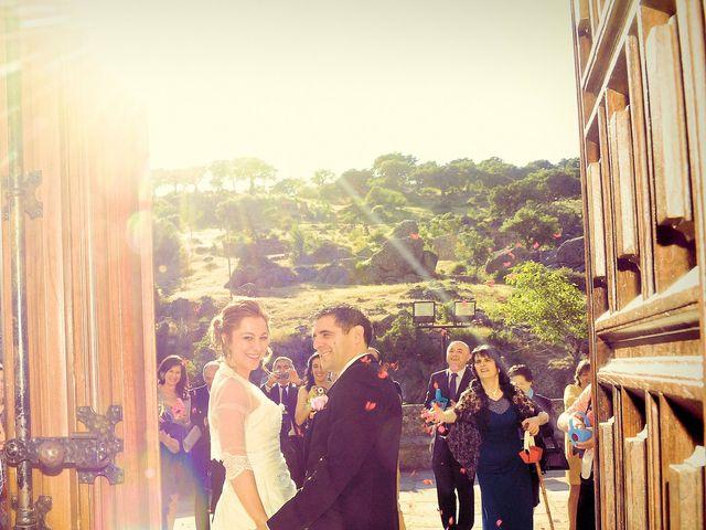 La boda de Eva y Javier en Plasencia, Cáceres 17