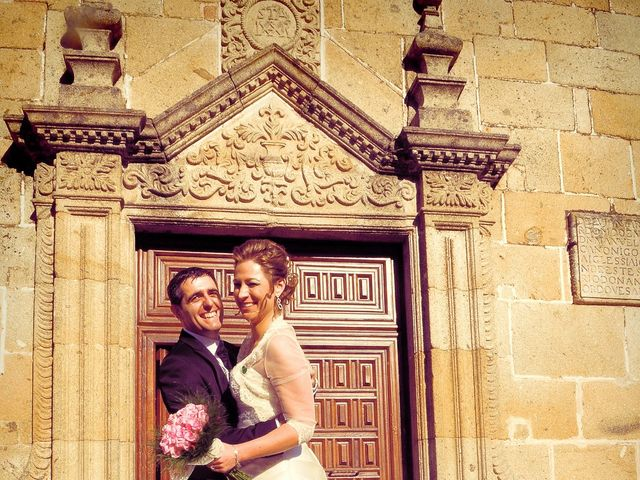 La boda de Eva y Javier en Plasencia, Cáceres 19
