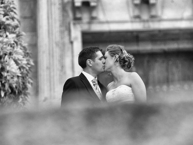 La boda de Eva y Javier en Plasencia, Cáceres 27