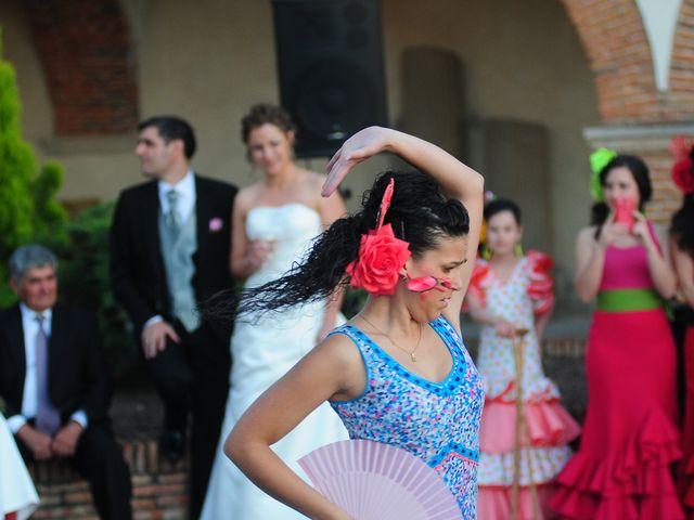 La boda de Eva y Javier en Plasencia, Cáceres 39