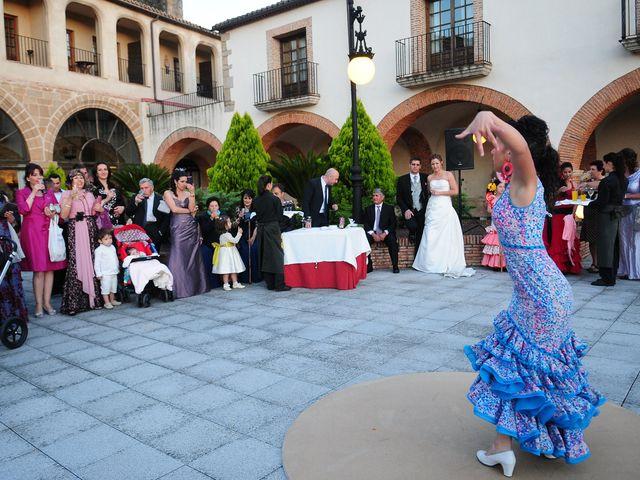 La boda de Eva y Javier en Plasencia, Cáceres 40