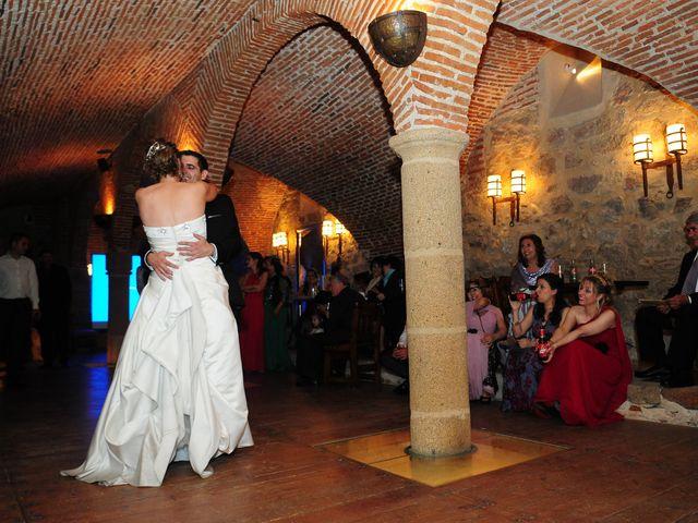 La boda de Eva y Javier en Plasencia, Cáceres 41