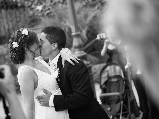 La boda de Esmeralda y Saúl