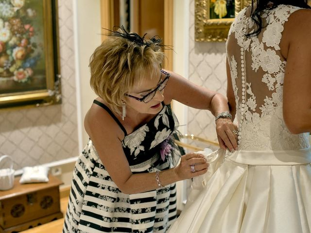 La boda de José Fidel y Eva en Logroño, La Rioja 8