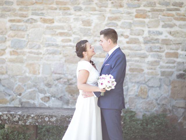 La boda de Borja y Adriana en Gorraiz, Navarra 1