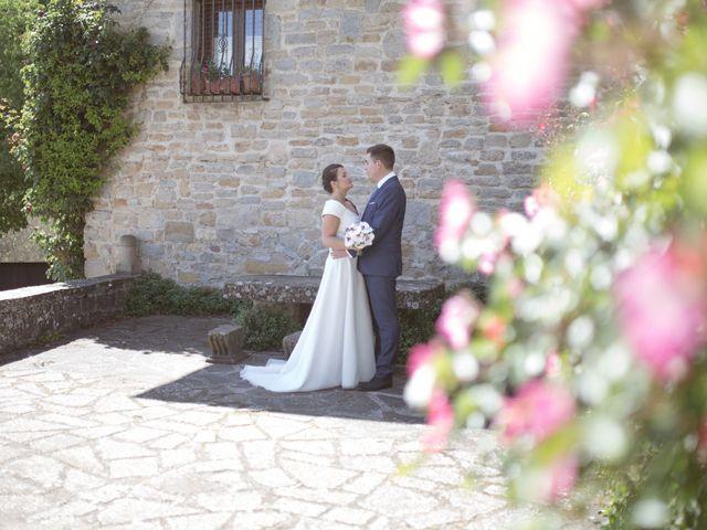 La boda de Borja y Adriana en Gorraiz, Navarra 15