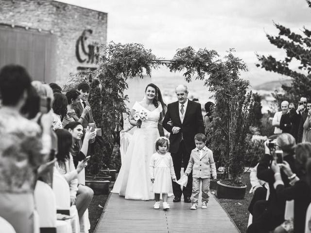 La boda de Borja y Adriana en Gorraiz, Navarra 18