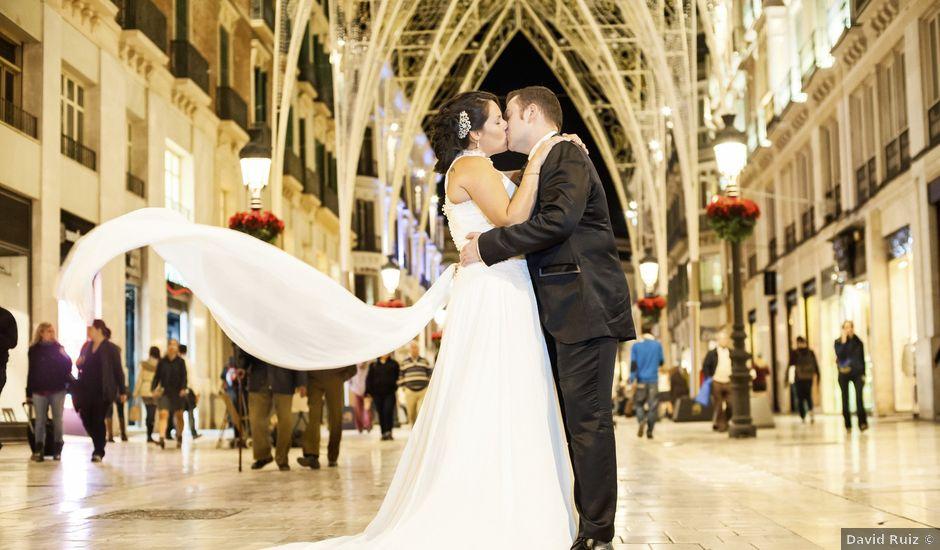 La boda de Cristobal y Ángeles en Alhaurin De La Torre, Málaga