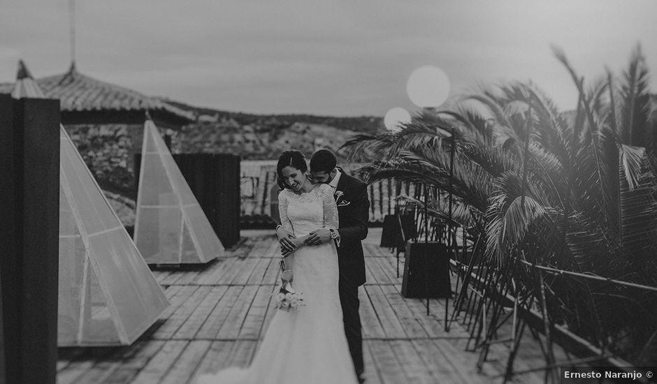 La boda de Antonio y Sandra en Ballesteros De Calatrava, Ciudad Real