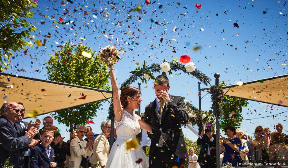 La boda de Juancho y Nuria en Zaragoza, Zaragoza