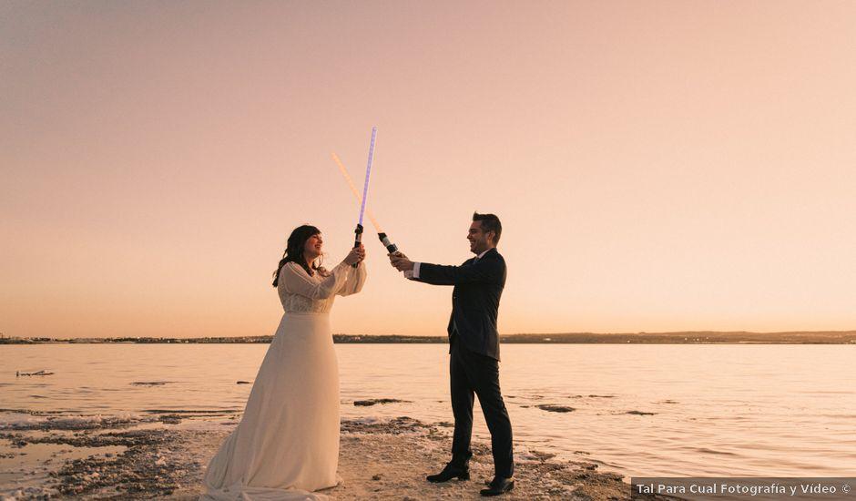 La boda de Carlos y Maribel en Murcia, Murcia