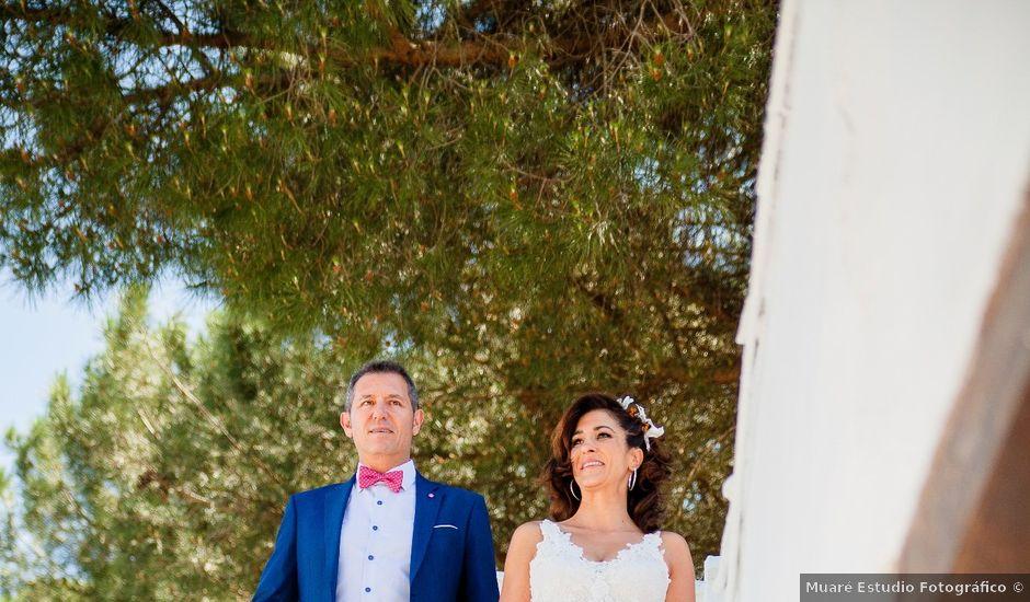 La boda de Roberto y Virginia en El Pinar De Antequera, Valladolid