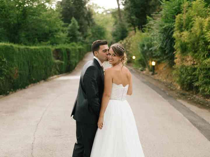 La boda de Ariadna y Xavi