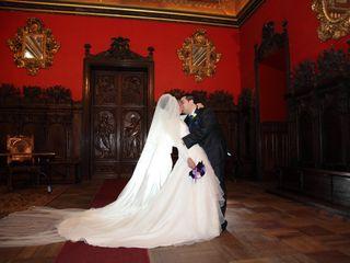 La boda de Inés y Jorge