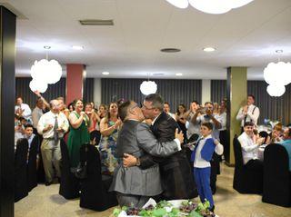 La boda de Juan y Matías