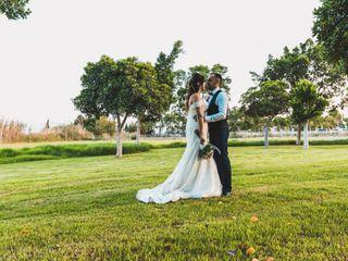 La boda de Lucilla y Mario