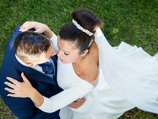 La boda de Verónica y Isidoro