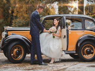 La boda de Vesela y Deyan 1