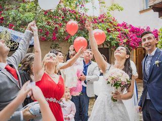La boda de Vesela y Deyan