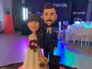 La boda de Monica y Oscar 3