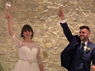 La boda de Monica y Oscar