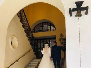 La boda de Carlos y Ana Belen 2