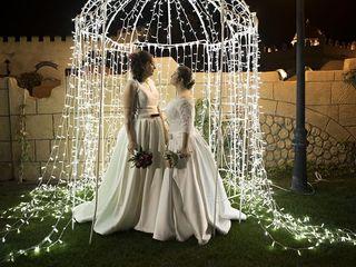 La boda de Eva y Patricia  1