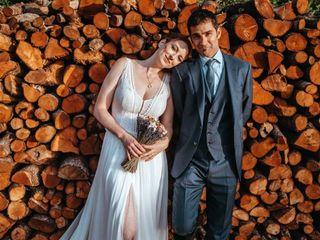 La boda de Geo y Borja