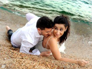 La boda de Ruben y Iris