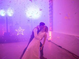La boda de Marta y Matthew