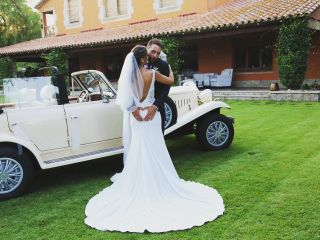 La boda de Carla y Jaume 1