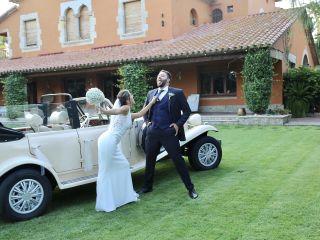 La boda de Carla y Jaume